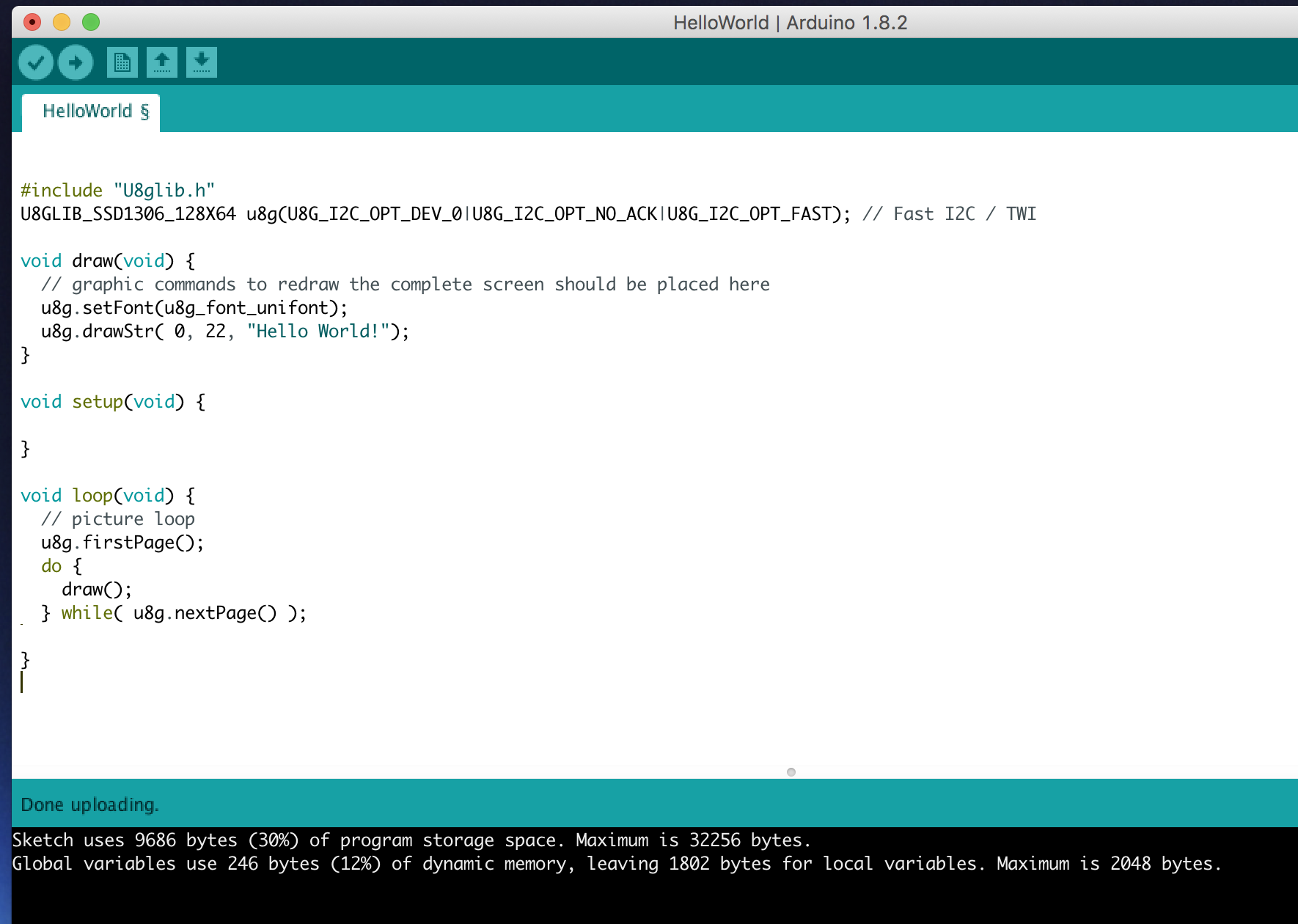 01 Arduino How? DIYMall 0 96″ OLED – miniLiew